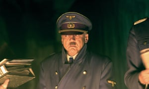 Bruno Ganz as Hitler in the 2004 film Downfall