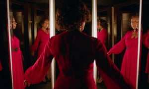 Fetishistic … In Fabric, starring Marianne Jean-Baptiste.