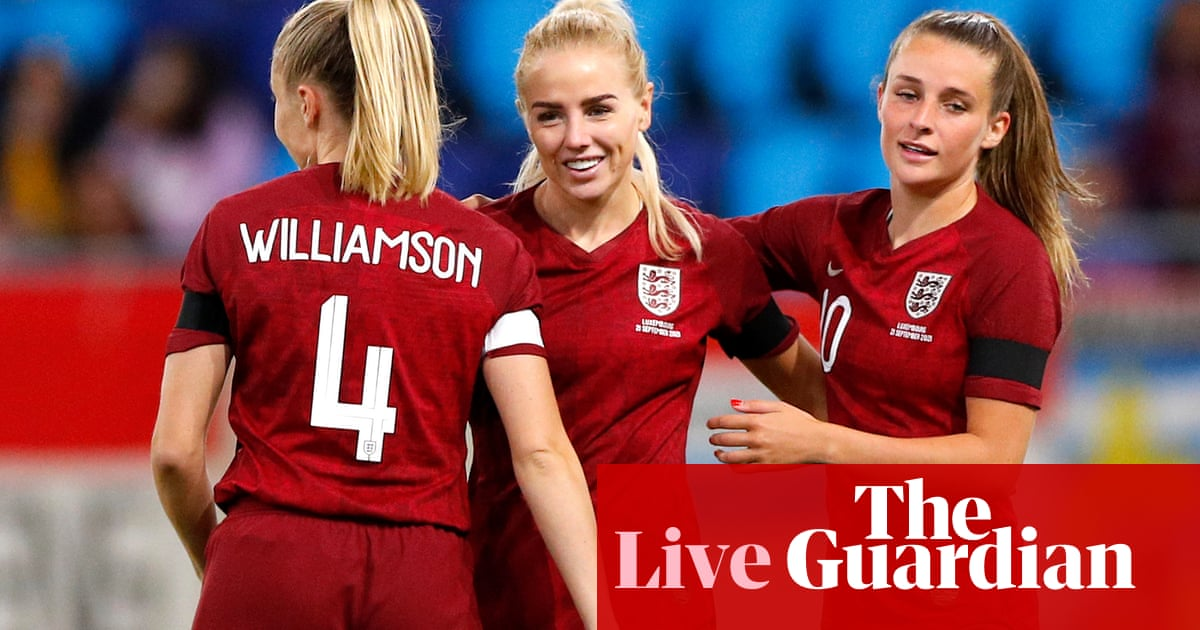 Luxembourg 0-10 England: Women's World Cup 2023 qualifier – as it happened