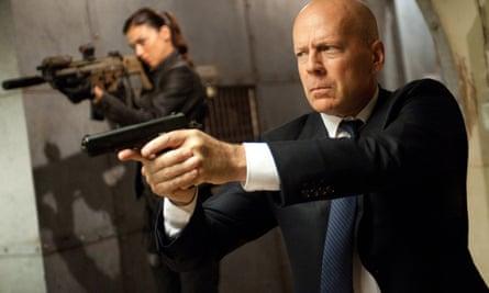 Bruce Willis in GI Joe: Retaliation.