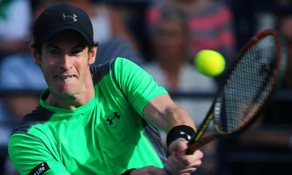 Andy Murray was relegated to fifth following Kei Nishikori's run to the final in Acapulco.