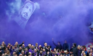 Supporters made sure Davide Astori was remembered as Fiorentina beat Benevento
