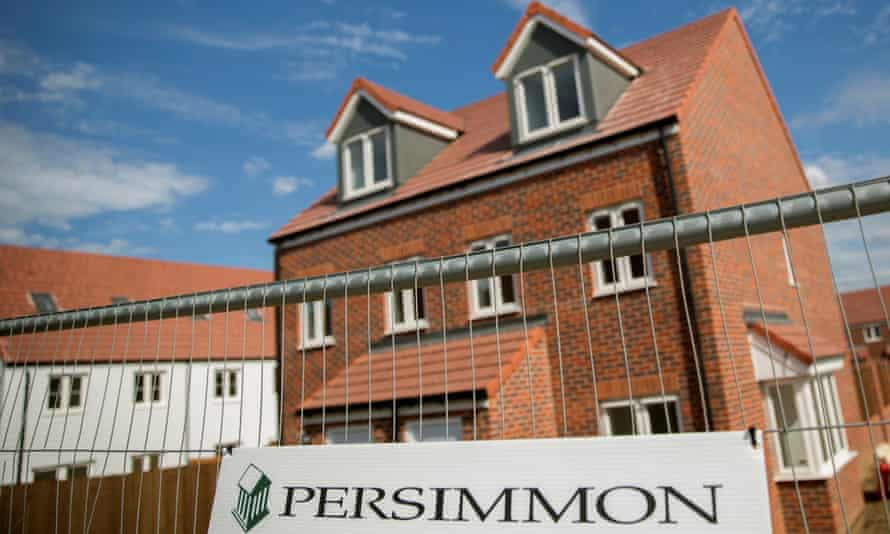 Persimmon Homes, which is launching an independent review into its customer care, culture and the quality of its work.