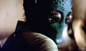 Greedo: a Star Wars character who would be at home in Trump's Washington.