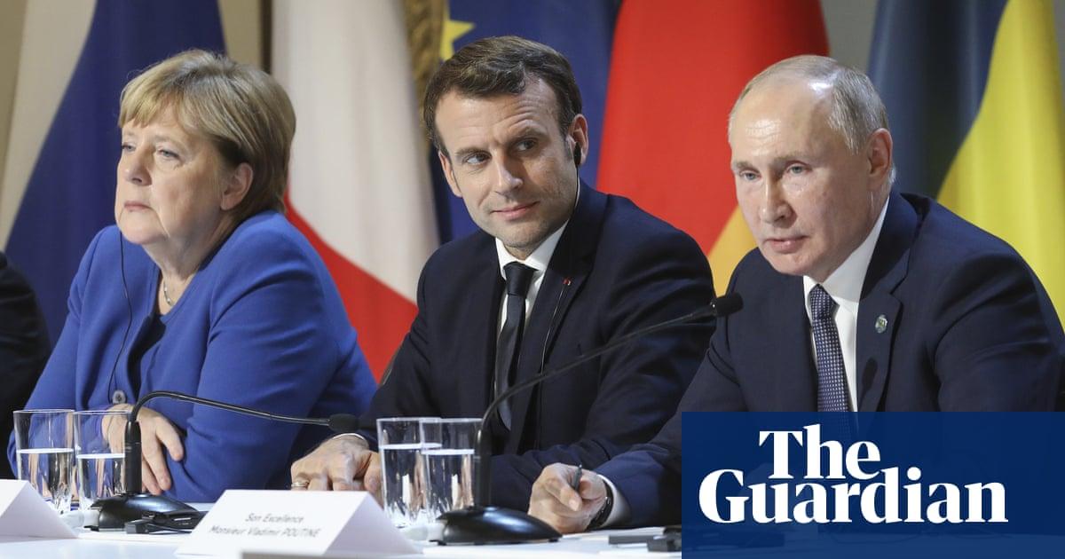 France and Germany want EU summit with Vladimir Putin