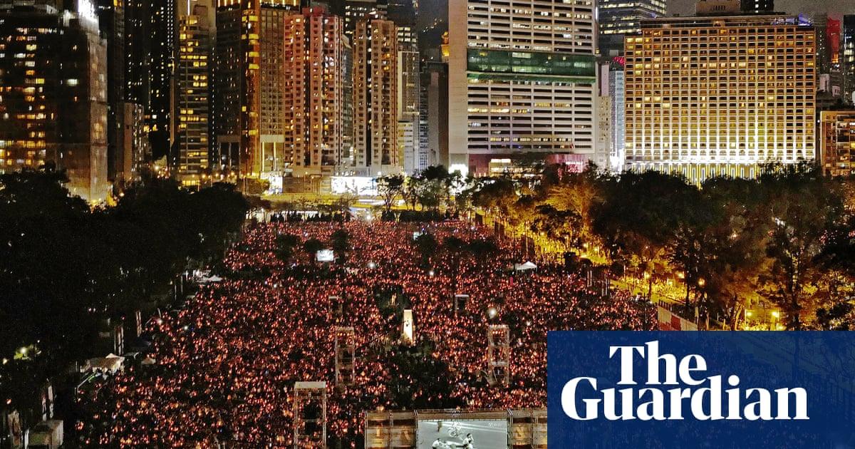 Hong Kong bans Tiananmen Square vigil, citing Covid restrictions