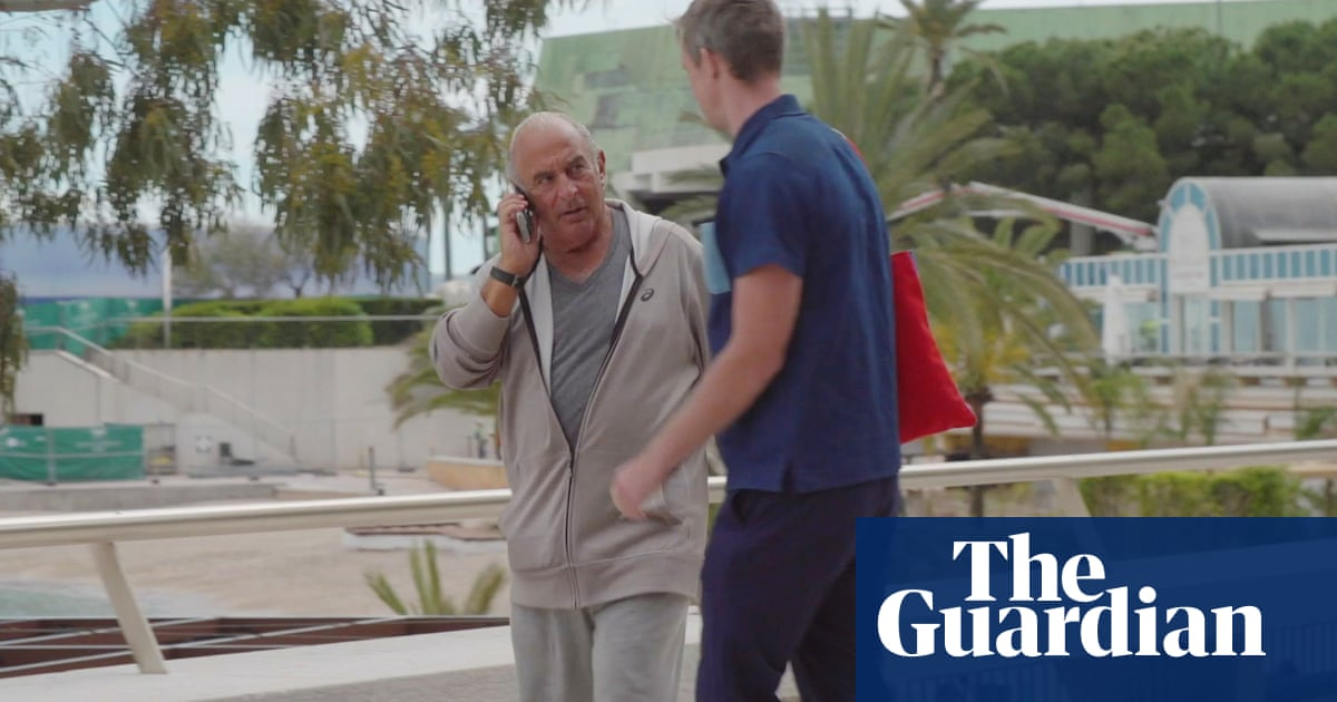 'Put that down, cancel that': the Guardian tracks Philip Green to Monaco