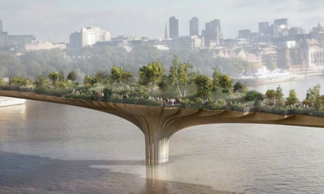 The garden bridge is dead – now £37m of public money must be repaid