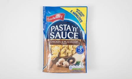 Batchelors Pasta n' Sauce Chicken and Mushroom