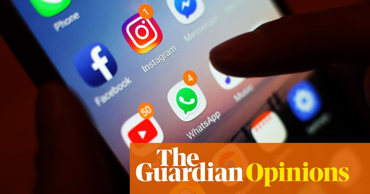 My golden rule for social media: talk trash to your heart's content, but do it in private | James Greig