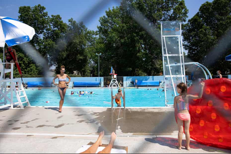 Bogert Pool, Bozeman's public outdoor pool, has been closed on the weekends due to a shortage of employees. Many businesses in the area are facing employee shortages because of rising housing costs.