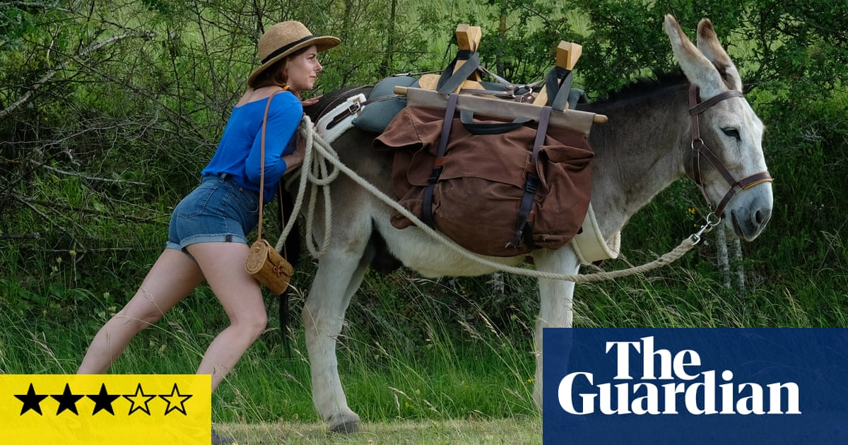 My Donkey, My Lover & I review – eat, bray, love … and French manners