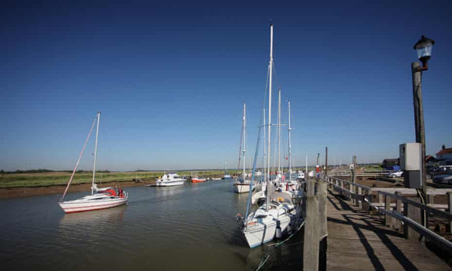 The Harbour Inn, Southwold