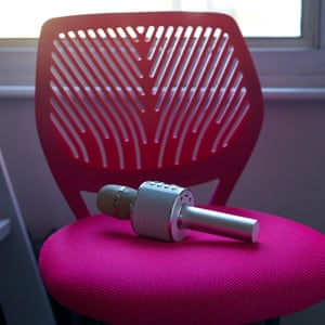 My microphone by Margot, eight