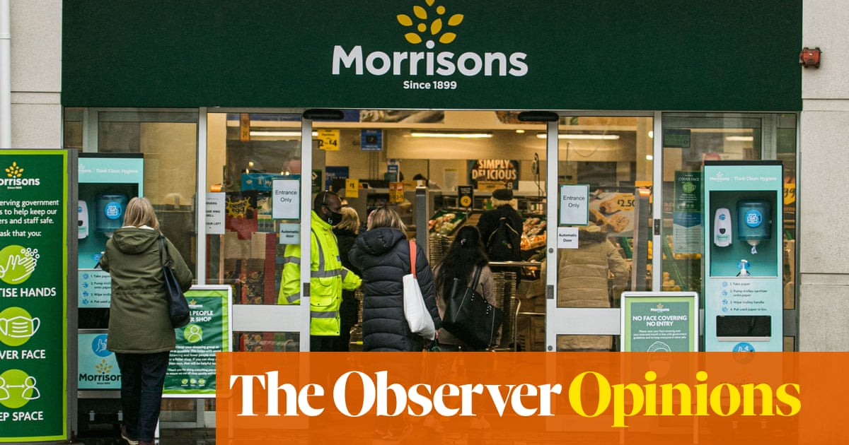 Morrisons takeover saga could bring lots more twists before it's in the bag