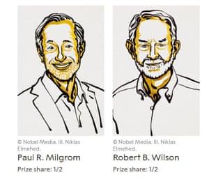 Nobel Prize for economics 2020