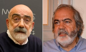 Ahmet Altan and his brother Mehmet