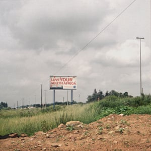 Homeland, Love your South Africa, 2009 election campaign, Kgalabatsane, former Bophuthatswana (2010)