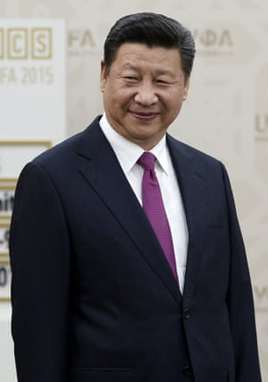 Xi Jinping, president of China.