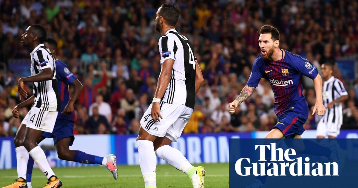 b572d8867 Leo Messi s two goals gives Barcelona perfect start against Juventus ...
