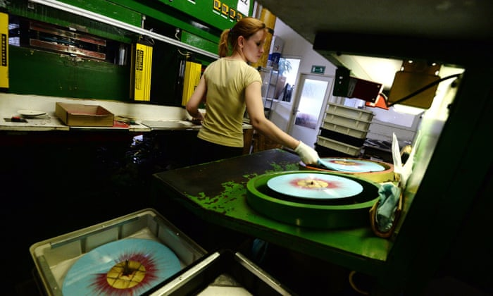 In the groove: Czech firm tops list of world's vinyl record