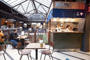 A wholesome hawker palace: Market Hall Restaurant, Victoria, London