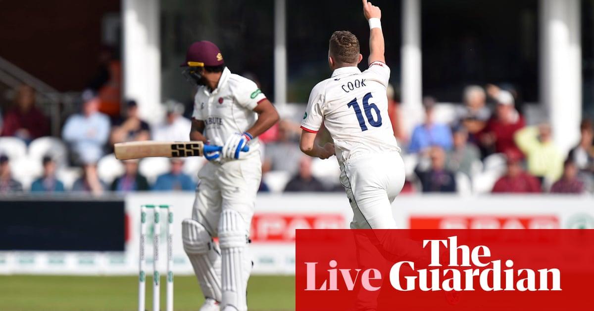 Somerset v Essex: County Championship title decider – live!