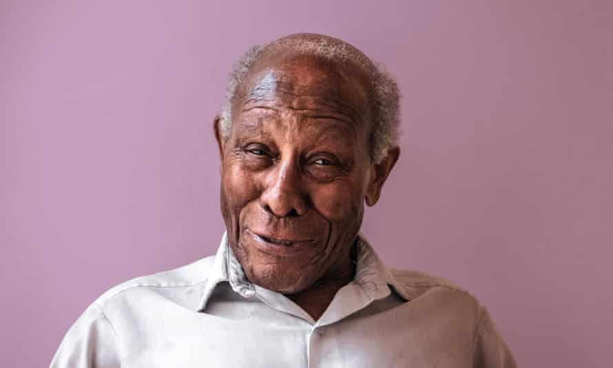Roy Hackett, who was part of the Bristol bus boycott of 1963, photographed at his home in July 2020.