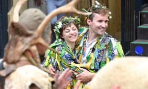 Compelling central performances … As You Like It at Grosvenor Open Air theatre, Chester.