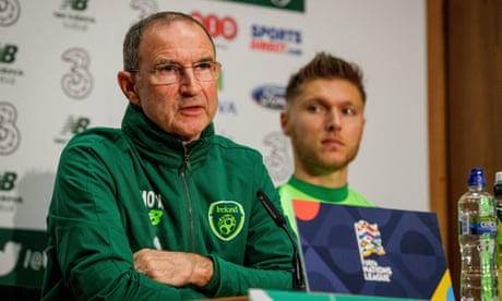 Martin O'Neill must put the wheels back on Ireland's clanging wagon
