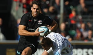 Saracens and Gloucester will face off at Allianz Park on Saturday.