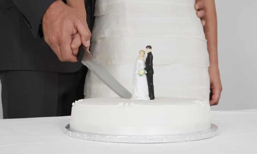 'I married him hoping that it's going to last for ever, but knowing that it's going to be hard, because life is hard.'