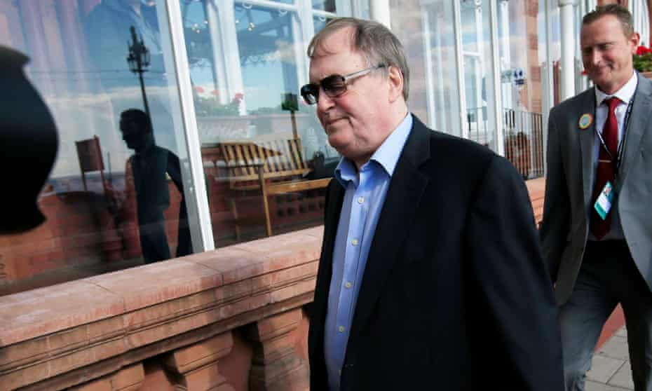 Lord Prescott's 'terracotta' complaint has been rejected by Ipso