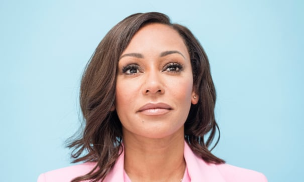 Domestic Violence Scars Kids Dna >> Mel B I Got Used To Lying I Didn T Want Anyone To Find Out