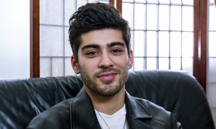 One Direction's 'schedule was kind of crazy' … Zayn Malik, who is promoting his autobiography, Zayn.