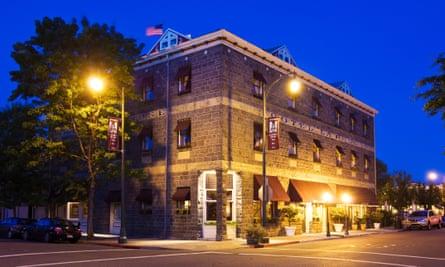 Hotel La Rosa, Santa Rosa, California, US