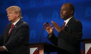Ben Carson at debate