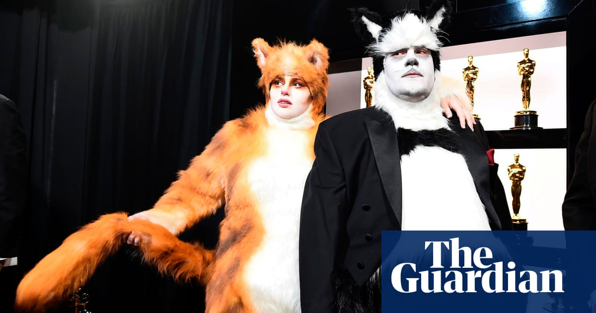 Why James Corden and Rebel Wilson should have stuck up for Cats