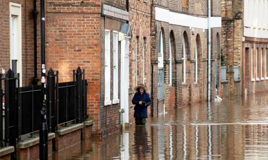 Flooding North Yorkshire
