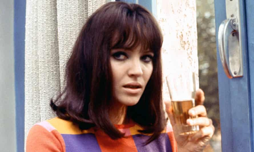 Anna Karina in Made in USA (1967)