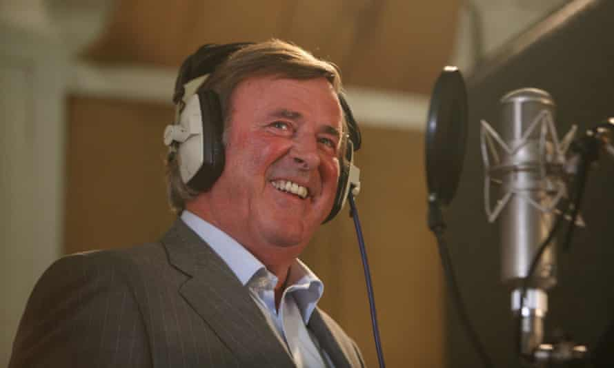 The moment he picked up the mic he knew he could do it' … Terry Wogan on the radio.