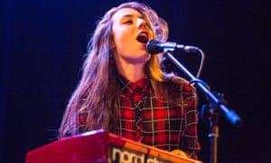 Julia Holter, Islington Assembly Hall, London, November 2015