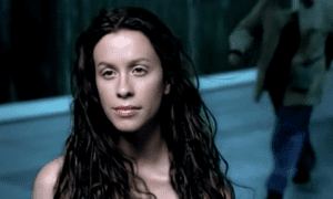 Irony maiden... Alanis's'difficult' second albumnow sounds oddly prescient.