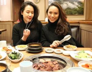 Saebyukjib restaurant, Seoul