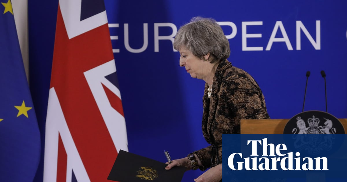 Brexit: PM to urge parliament not to 'break faith with the people'