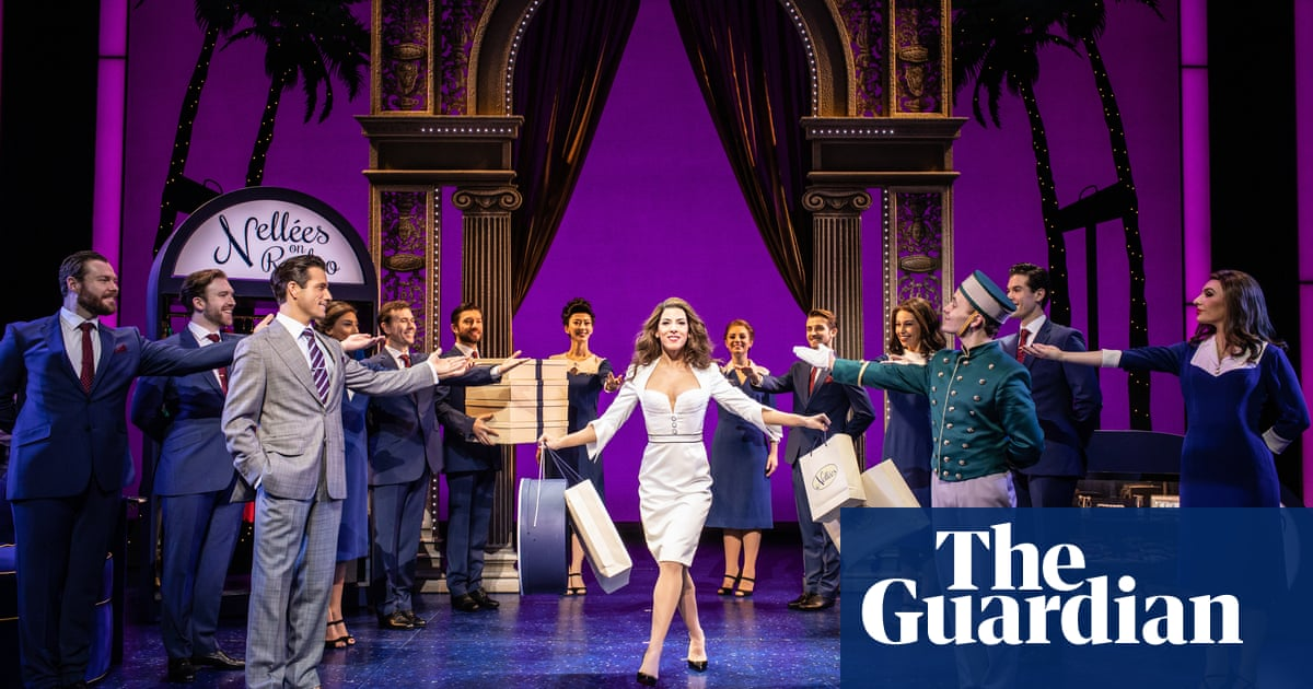 'There's nothing like it!' Musical stars return to storm the stage
