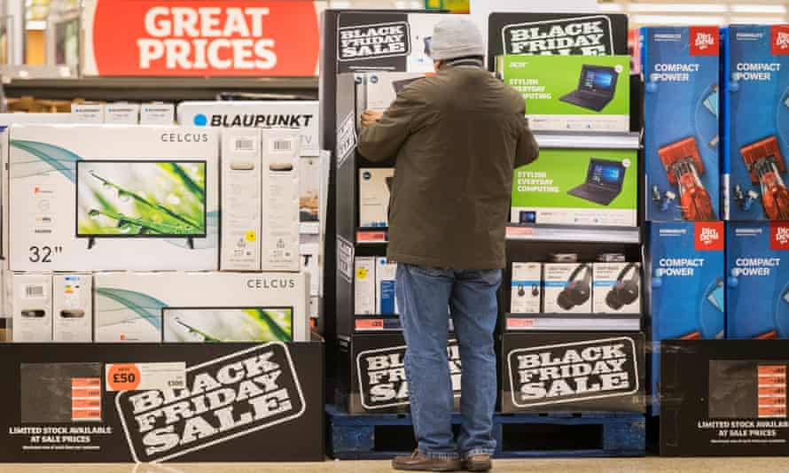 Many Sainsbury's stores also offer Black friday deals from Argos.