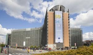 The Berlaymont building