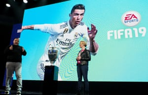 FIFA 19 announcement at EA Play