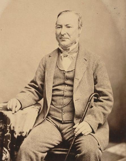 Angus McMillan, circa 1860.